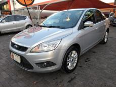 FOCUS - 2.0 GLX SEDAN 16V FLEX 4P MANUAL