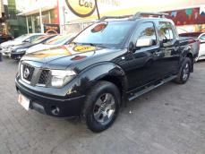 FRONTIER - 2.5 LE ATTACK 4X4 CD TURBO ELETRONIC DIESEL 4P AUTOMÁTICO